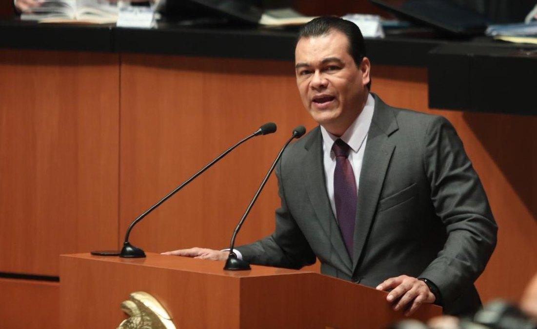 Al estilo del viejo régimen, expulsa Morena a Juan Zepeda de Comisión de Justicia del Senado