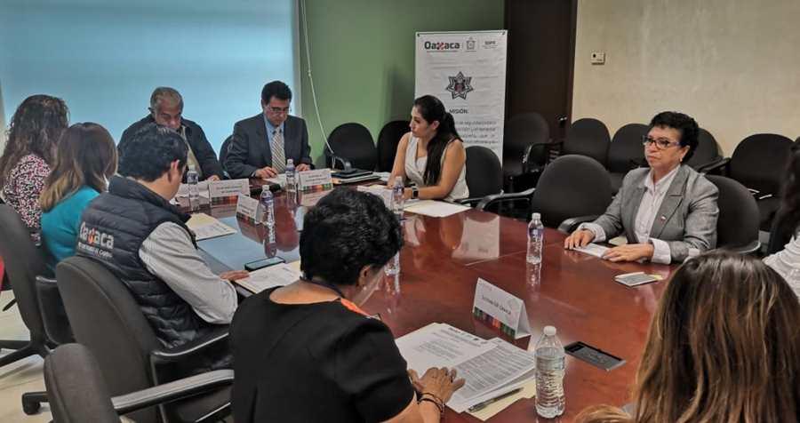 Instala Gobierno Estatal comisiones para fortalecer Sistema Penitenciario de Oaxaca y Justicia para Adolescentes