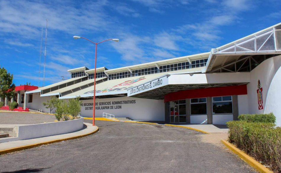 Más de 83 mil personas beneficiadas con Centro Regional de Servicios Administrativos en Huajuapan