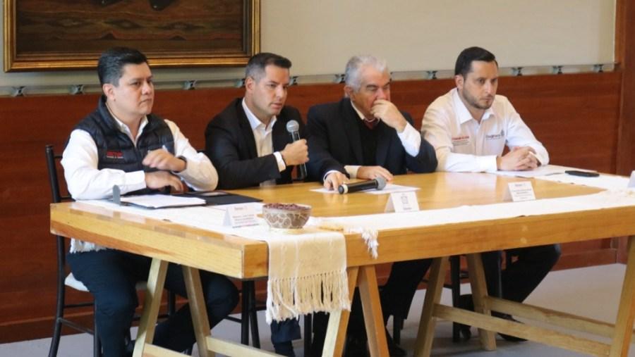 Aumento de visitantes, reflejo de la paz social y la estabilidad en Oaxaca: Murat