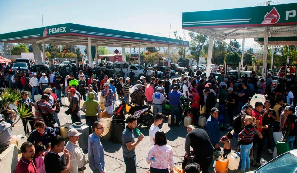 PRD no está en contra del combate al robo de combustible pero que se haga sin afectar a las y los mexicanos