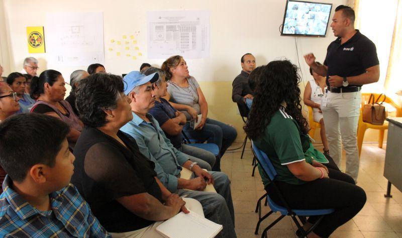 Ayuntamiento de Oaxaca promueve capacitación turística a locatarios de mercados