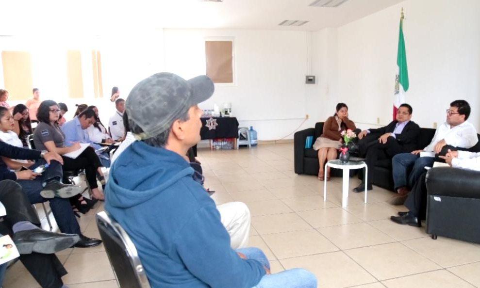 Promueve SSPO respeto a los derechos humanos de los grupos étnicos en los Centros Penitenciarios
