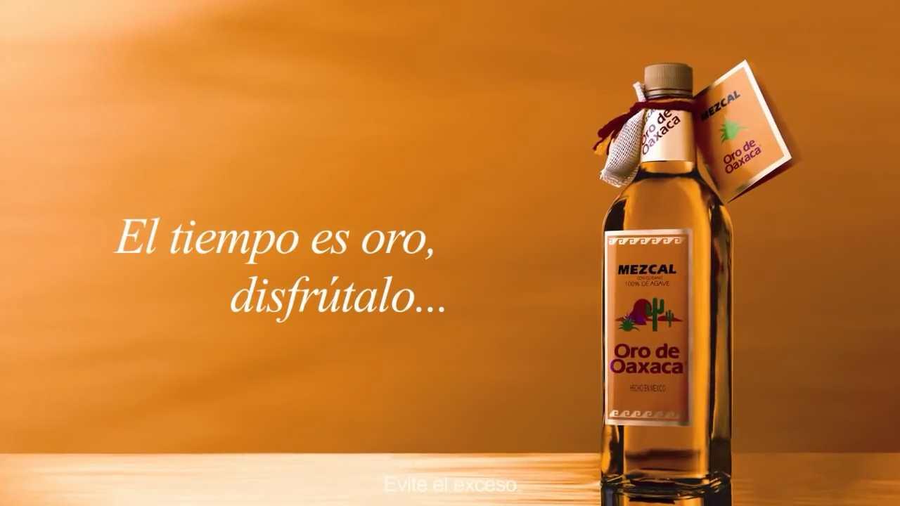 Mezcal Oro de Oaxaca, mezcal 100% artesanal