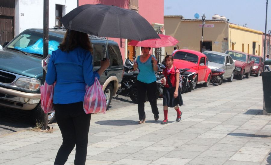 Prevalecerá en Oaxaca de Juárez ambiente muy caluroso: Ayuntamiento