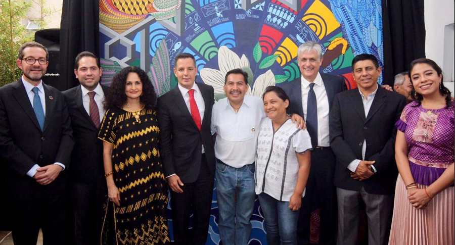Gobierno de Oaxaca, comprometido con el cumplimiento de la Agenda 2030