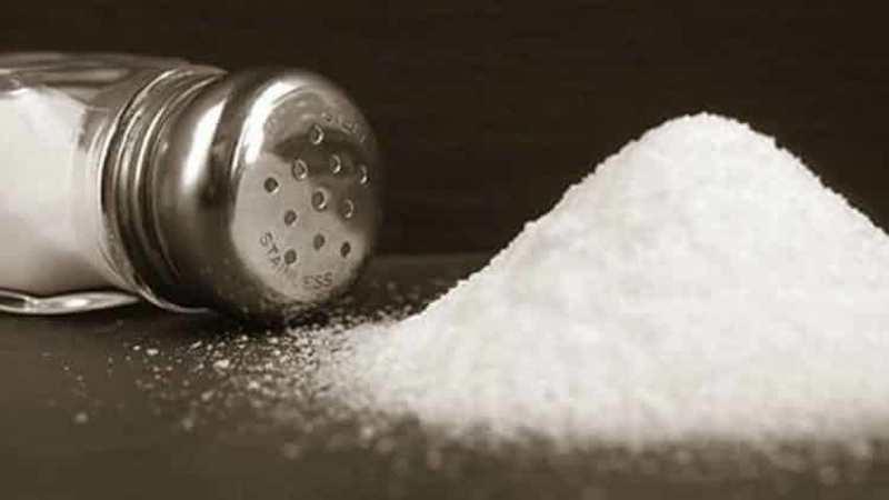 Una de las principales causas de la hipertensión arterial es la sal
