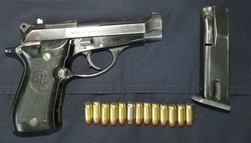 Detenida por portar arma de fuego sin permiso, en Miahuatlán