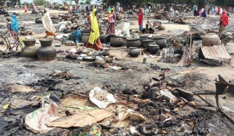 Atentado contra aficionados de fútbol en Nigeria causa al menos 30 muertos