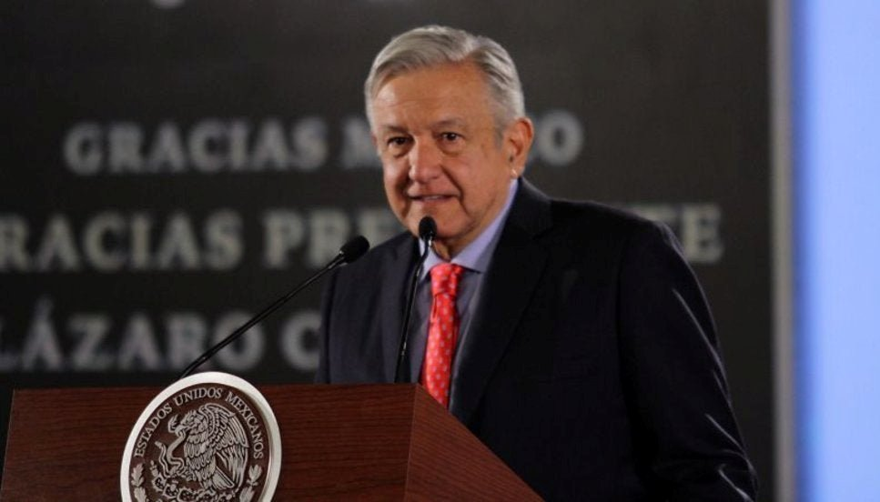 AMLO amenaza: si paran Santa Lucía evidenciaré a responsables
