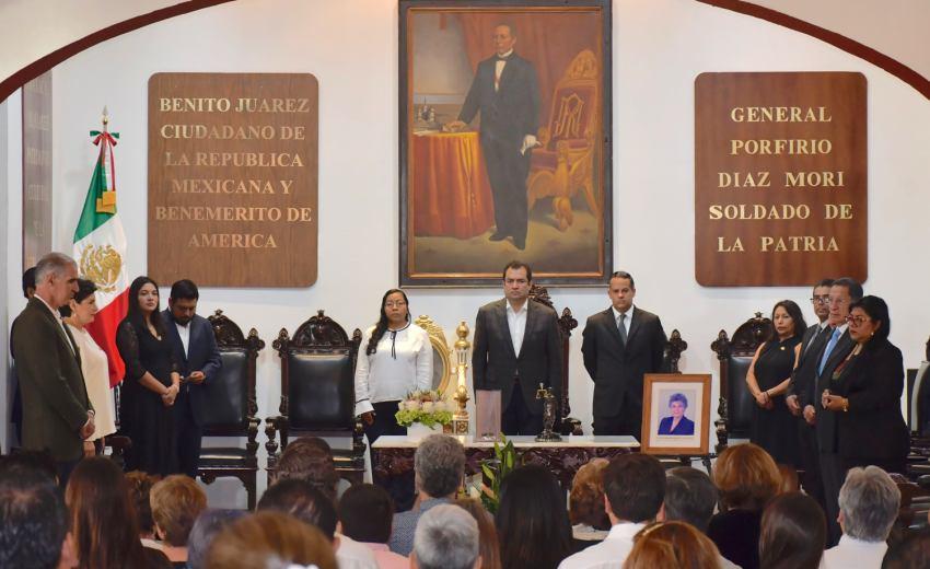Legado de Alicia Pesqueira ha quedado grabadoen la memoria de la ciudad: Oswaldo García