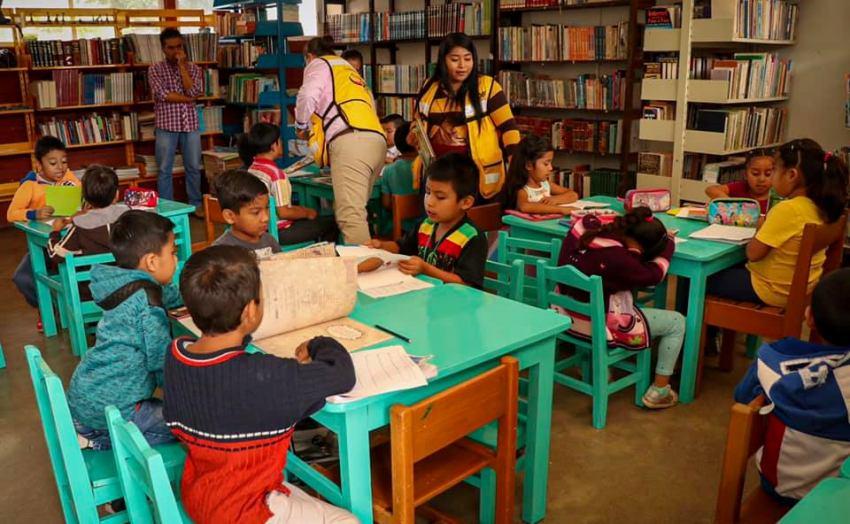 Imparten cursos de verano en el DIF Xoxocotlán
