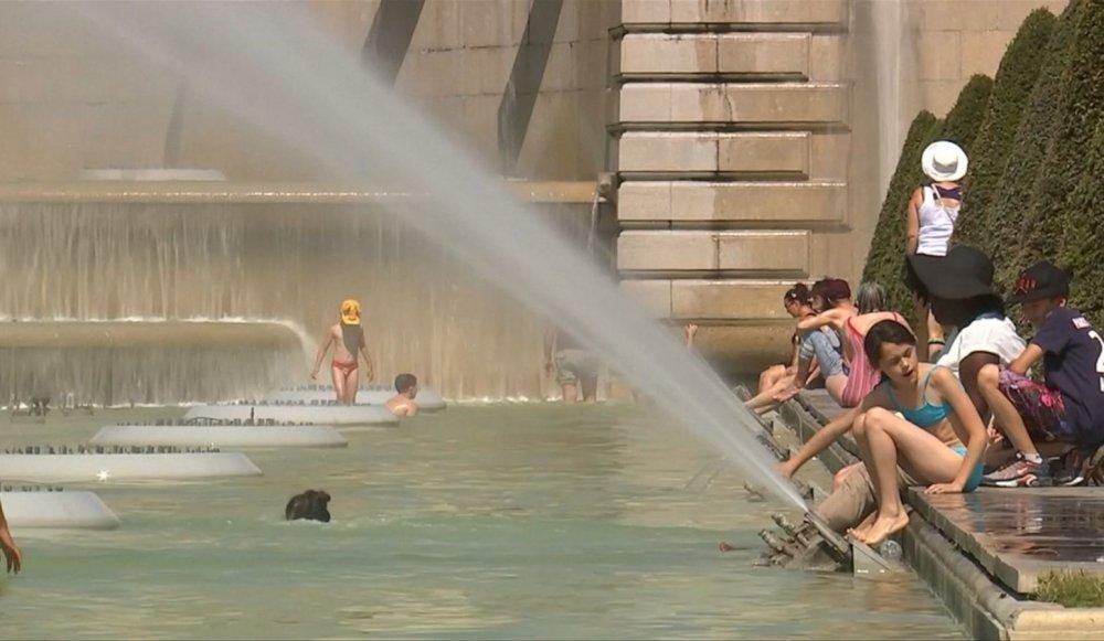 Bélgica y Holanda rompen nuevo récord histórico de calor extremo