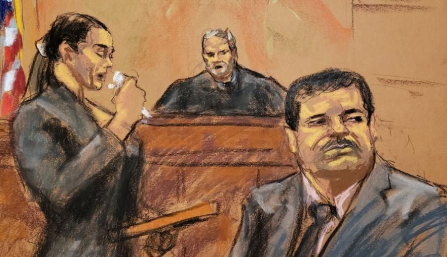 """Defensa de """"El Chapo"""" apela sentencia a cadena perpetua"""