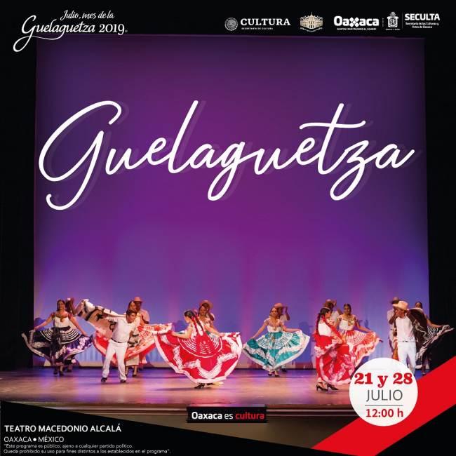 21 JUL GUELAGUETZA