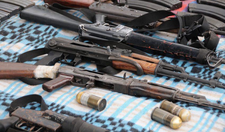 En 2019 ha aumentado número de armas de alto poder usadas en delitos