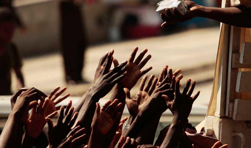 Padecen hambre más de 821 millones de personas en el mundo