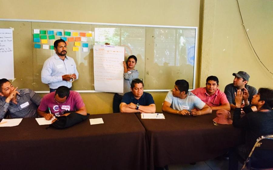 Capacitan en derechos humanos a inspectores del Ayuntamiento de Oaxaca de Juárez