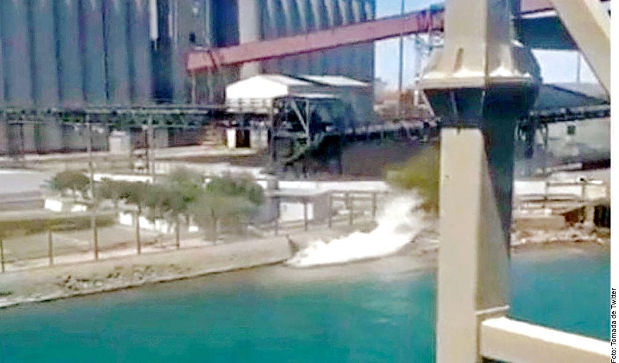 Gobierno de AMLO descarta efectos ambientales graves por derrame de Grupo México