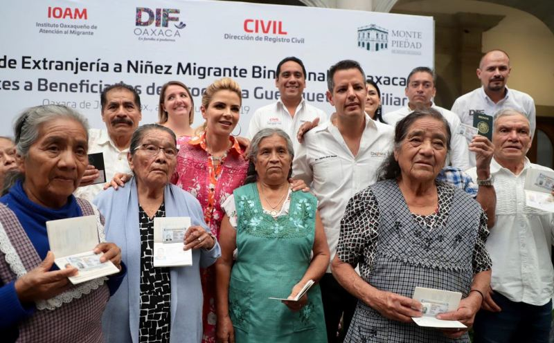 Oaxaca, ejemplo de atención al derecho asistencial: Alejandro Murat Hinojosa
