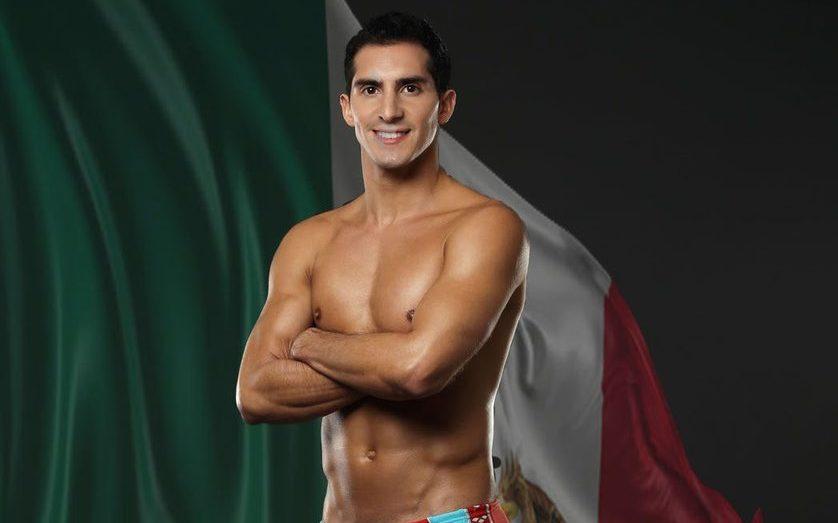 Rommel Pacheco consigue plaza a Juegos Olímpicos Tokio 2020