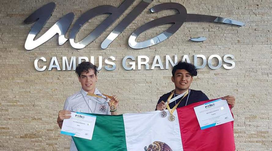 Estudiantes de la UTM representan a México en el RobotChallenge en Beijing, China