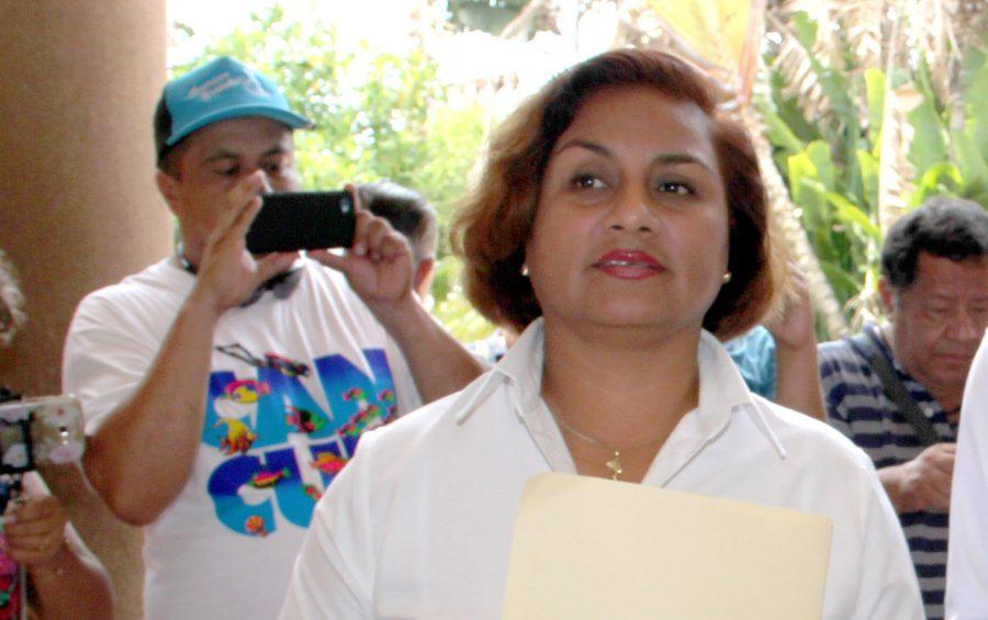 Atacan a balazos a Griselda Martínez, alcaldesa de Manzanillo