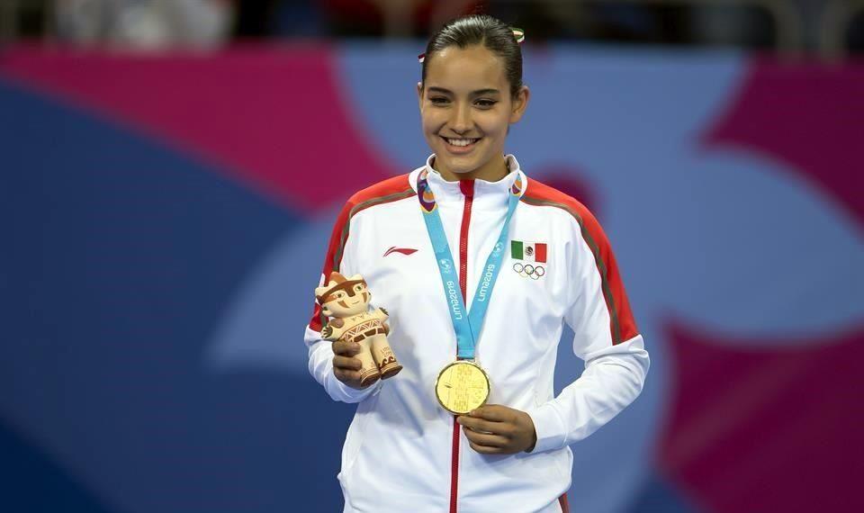 Paula Fregoso gana primer oro para México en Panamericanos de Lima