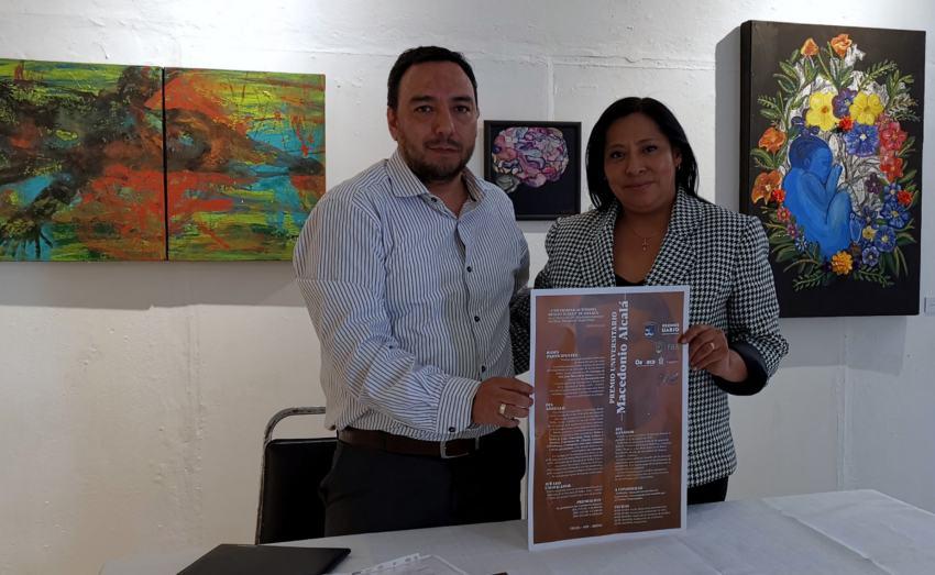 Promueve la UABJO preservación del legado de Macedonio Alcalá