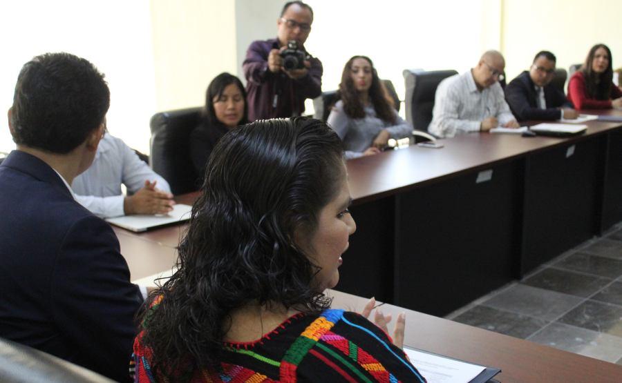 Congreso y Fiscalía trabajan por la ciudadanía en temas de justicia