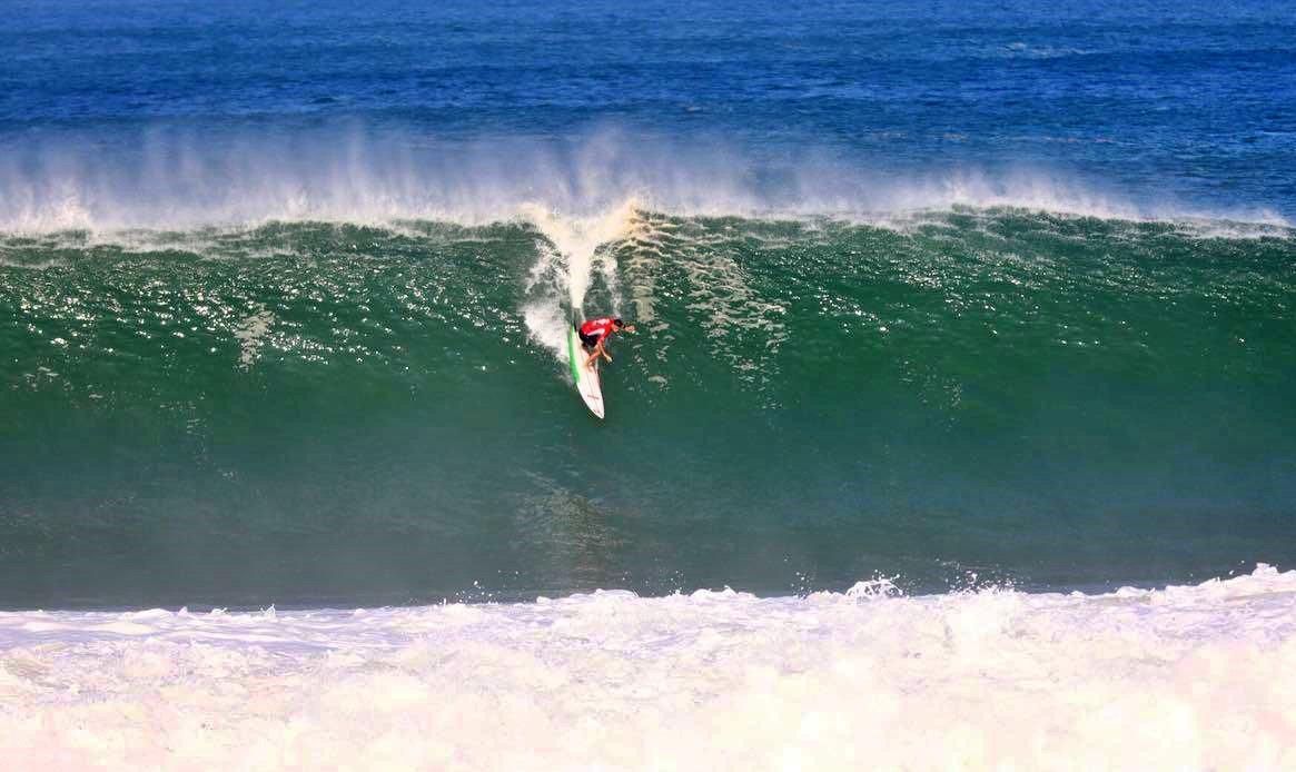 Se vivió en la región de la Costa el torneo de surf Puerto Escondido Cup