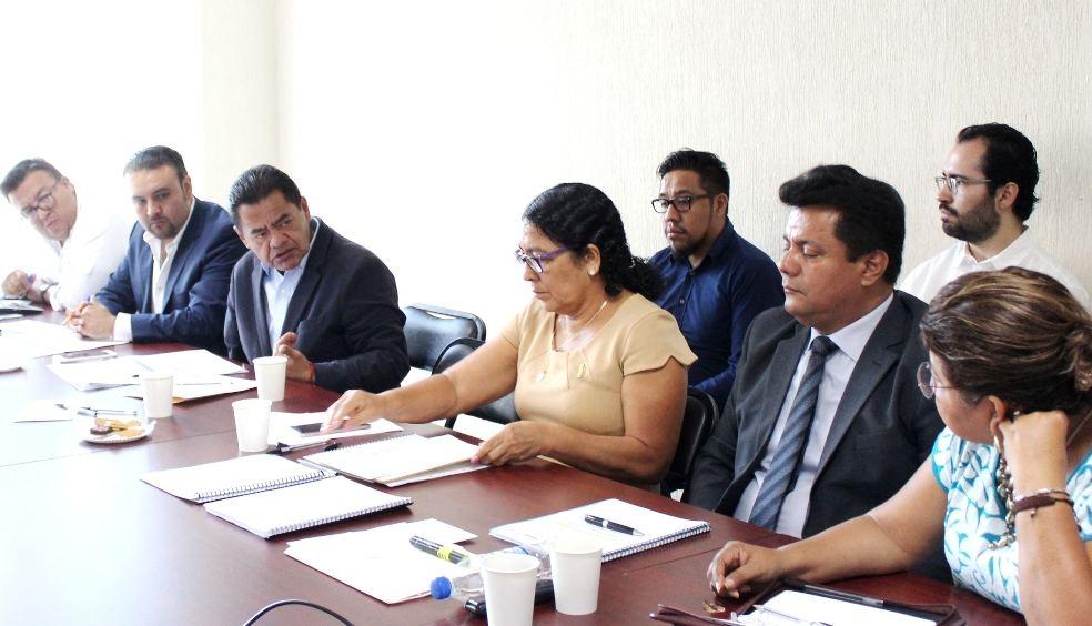 Sinfra suma esfuerzos con la Comisión de Educación del Congreso del Estado