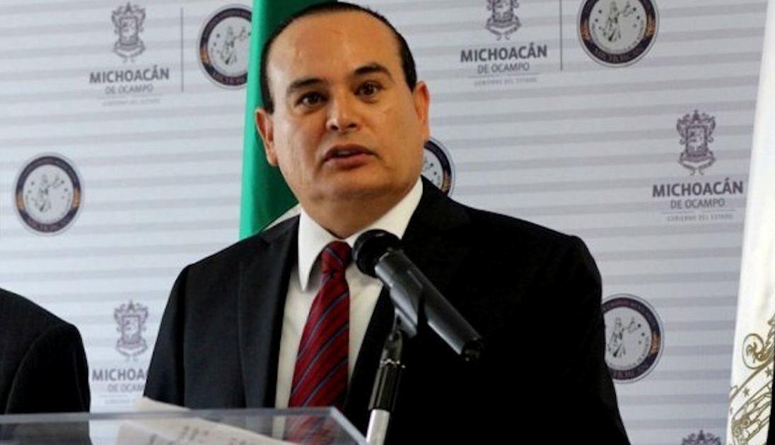 Cae helicóptero en Michoacán; muere titular de SSP estatal y tres tripulantes más