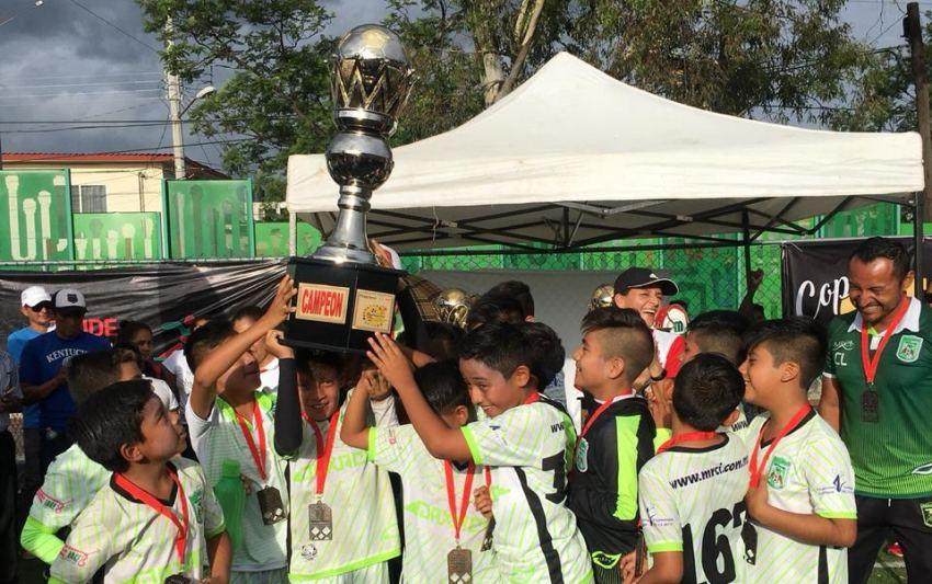 Concluye Copa Guelaguetza de futbol