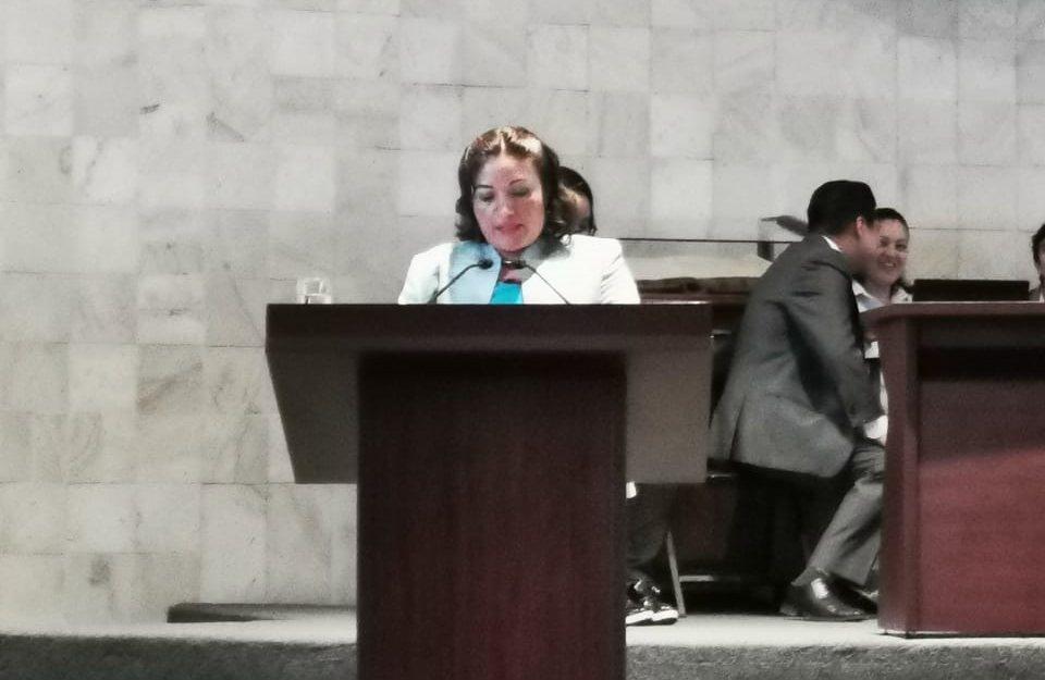 Propone Diputada Elena Cuevas garantizar participación de mujeres en Sistemas normativos internos