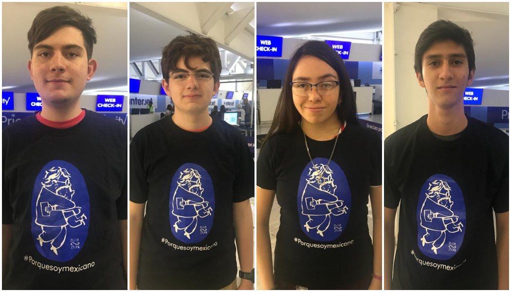 Jóvenes apoyados por Guillermo del Toro triunfan en Olimpiada de Matemáticas