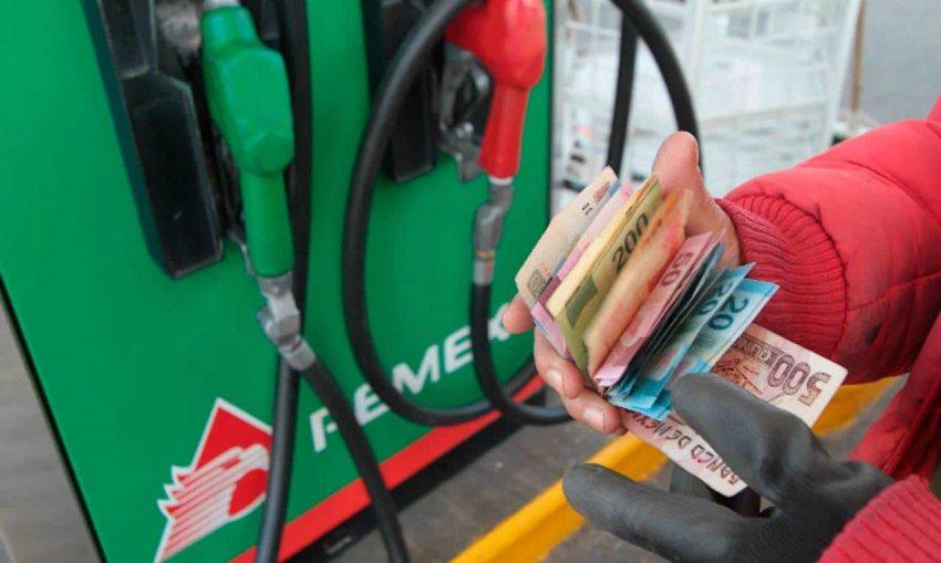 Incrementa estímulo fiscal para gasolinas y diésel