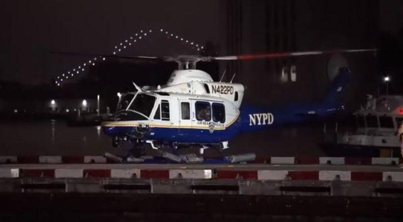 Video capta los últimos minutos de 'El Chapo' en Nueva York