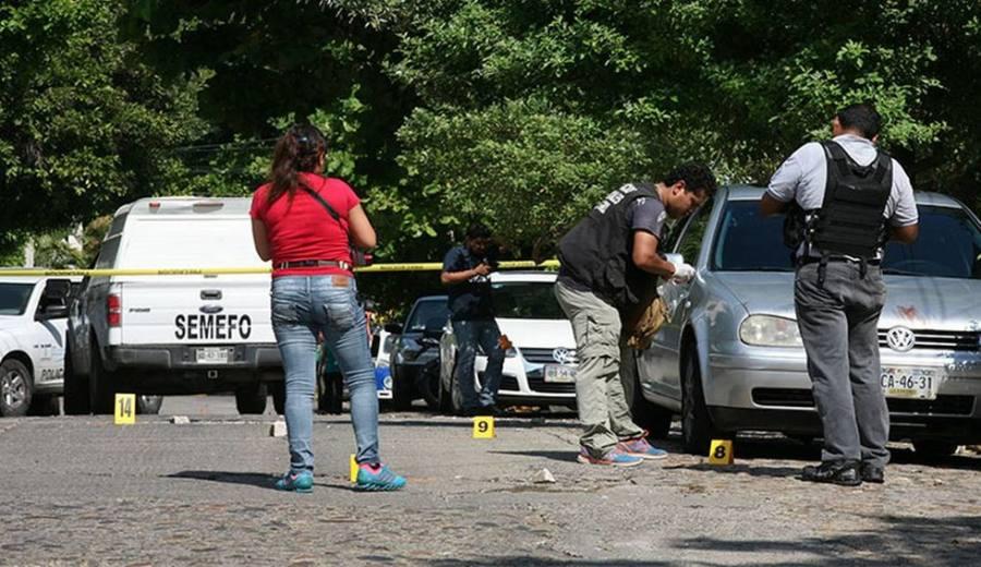 Diez estados alteran el promedio de homicidios en el país: AMLO