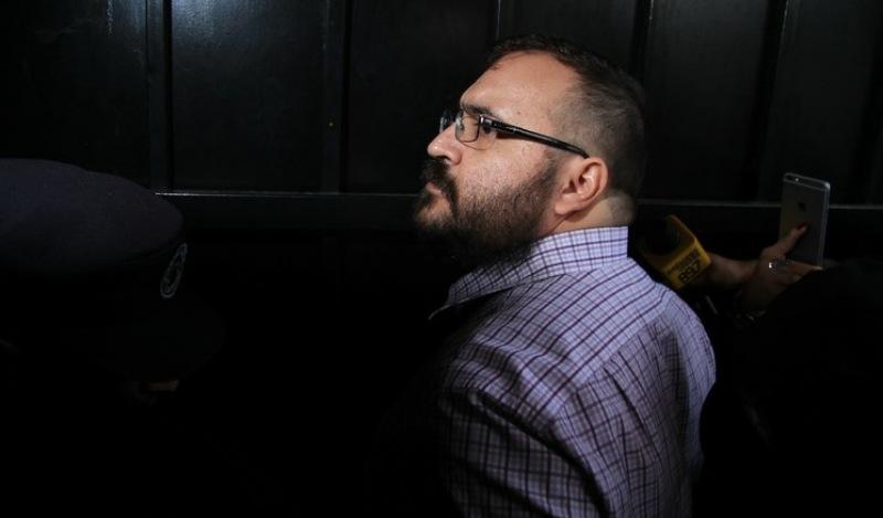 Suspende juez ejecución de sentencia de Javier Duarte