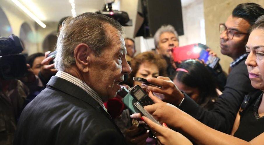 Propone Muñoz Ledo desaparecer poderes en Baja California