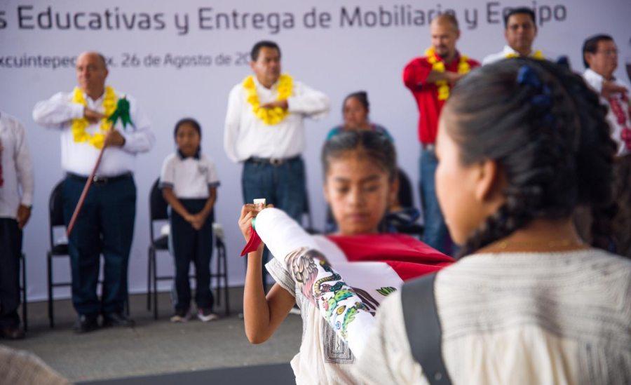 """Coordina IEEPO programa """"Septiembre, Mes de la Patria 2019"""""""