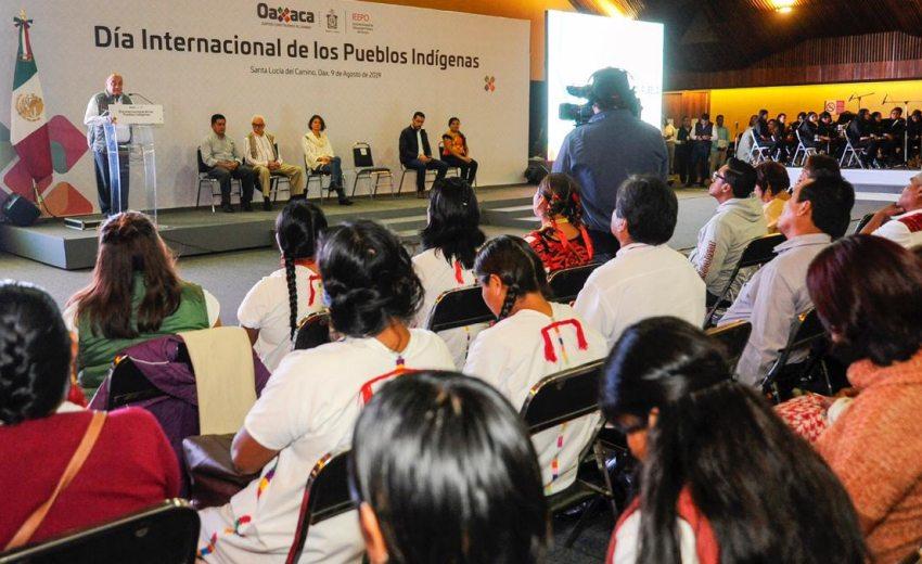 Educación incluyente y respetuosa de la diversidad étnica, compromiso del Gobierno de Oaxaca: IEEPO