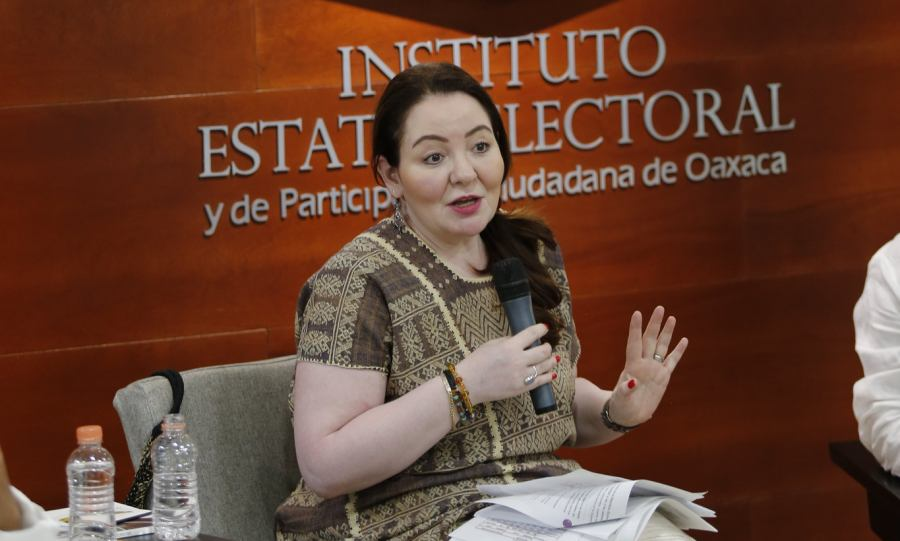 Paridad en municipios indígenas deberá ser gradual: Alanís Figueroa