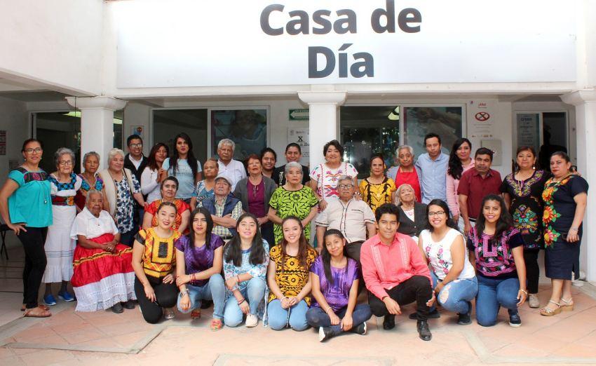 Casa de Día Municipal mantiene abiertas sus puertas a adultos mayores de la capital