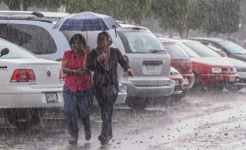 Emite CEPCO aviso especial por tormentas en Oaxaca