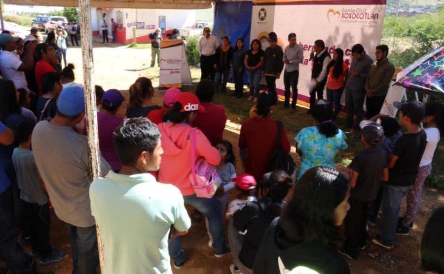 Con pasos firmes Xoxocotlán sigue avanzando: López Jarquín
