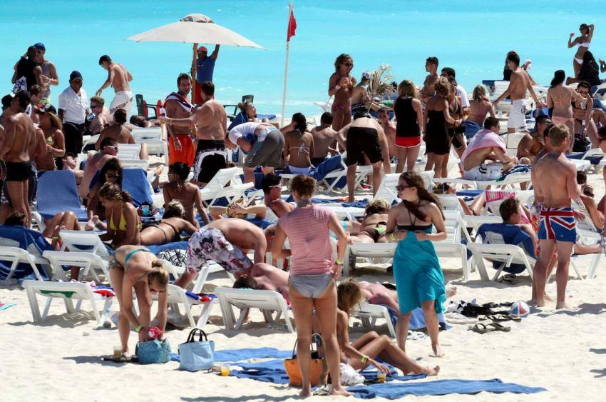 PIB Turístico con comportamiento negativo en primer trimestre
