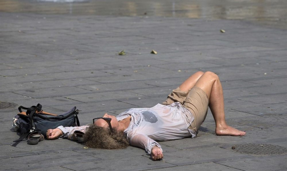 Julio de 2019, el mes más caluroso en la historia