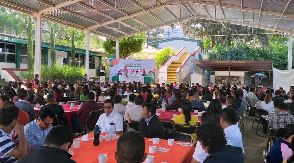 Inicia CECyTEO Jornada de Formación Docente 2019-2
